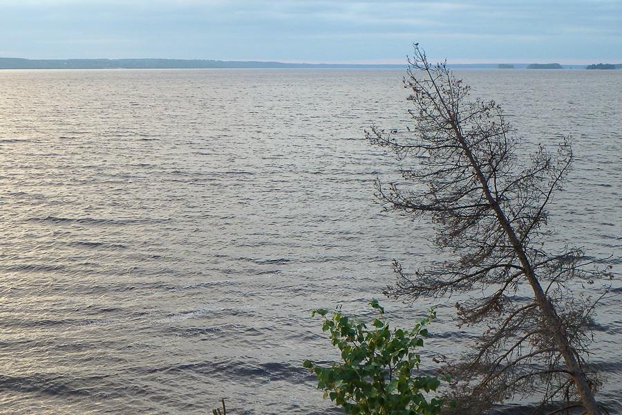 Тридцать километров воды
