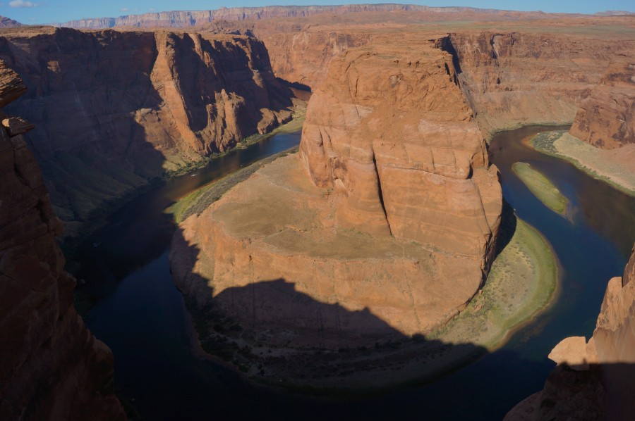 Подкова Колорадо (Horseshoe Bend)