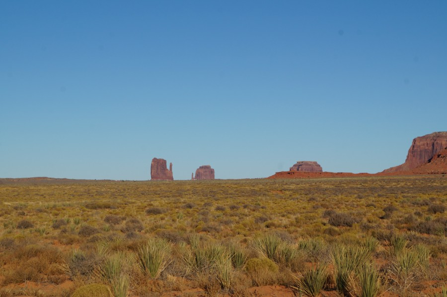 Долина Монументов (Monument valley), фото 2