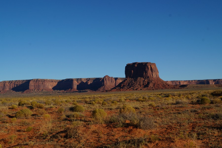 Долина Монументов (Monument valley) фото 3