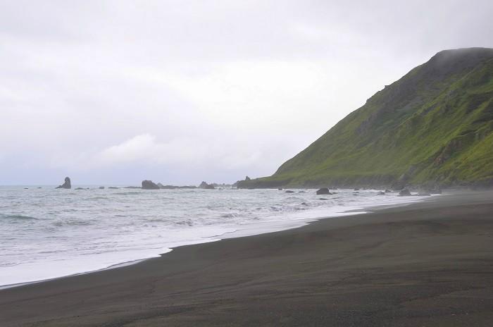 133 версты тропою черных песков