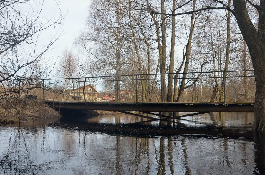 Мост в Галкино