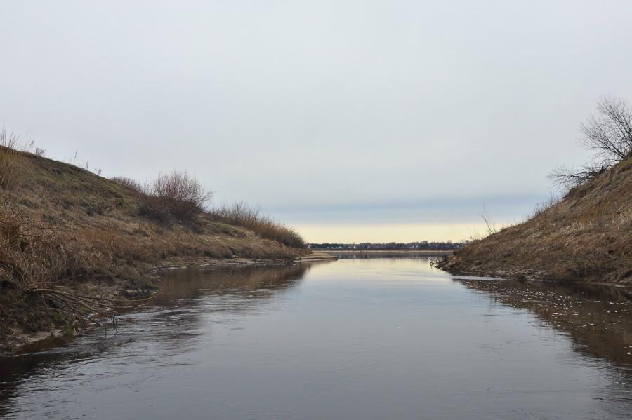 Впереди - Волга!