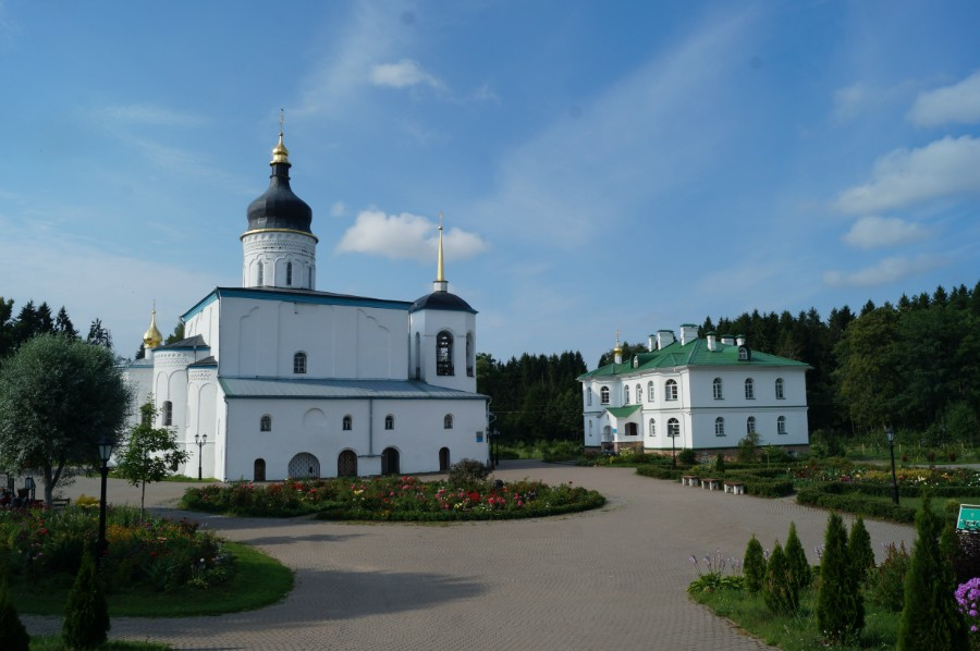 Восьмидневное автомобильное путешествие по центру и северу европейской части России