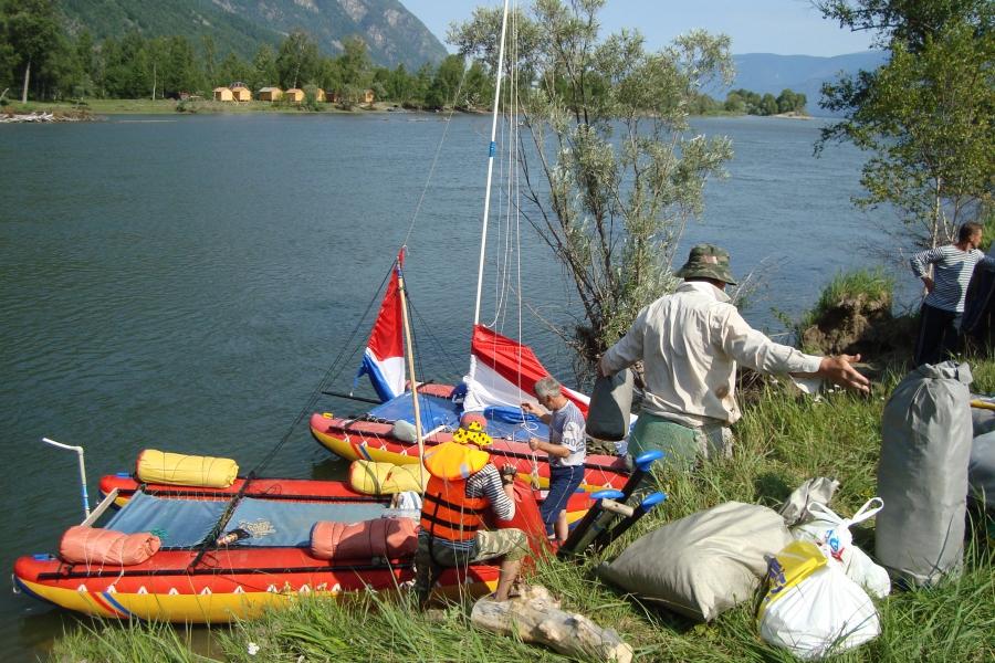 как ловить на телецком озере